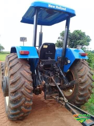 Trator New Holland 7630 4x4 ano 14