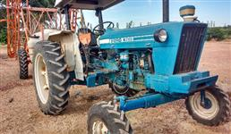Trator Ford/New Holland 6600 4x2 ano 87