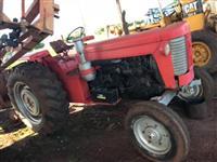 Trator Massey Ferguson 95 X 4x2 ano 88