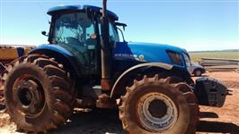 Trator New Holland T7.240 4x2 ano 15