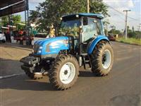 Trator Ls Tractor Plus 90C  4x4 ano 14