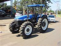Trator New Holland TT 3840 4x4 ano 12