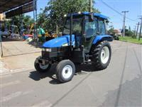 Trator New Holland TL 60 E 4x2 ano 12