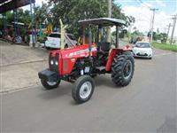 Trator Massey Ferguson 250 XE Advanced 4x2 ano 08