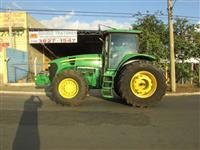 Trator John Deere 7195J 4x4 ano 13