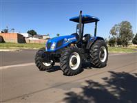 Trator New Holland TL 75 E 4x4 ano 17