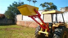 CONCHAS TRASEIRAS PARA TRATORES - PÁS TRASEIRAS (Novas,Reforçadas, Entregamos em todo o Brasil).