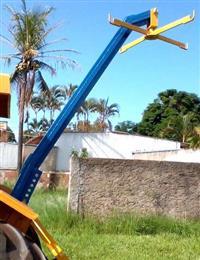 GUINCHO PARA BAG - ERGUE 1.200 KG - ELEVAÇÃO DE 4 METROS (Novo, Entregamos em todo o Brasil).