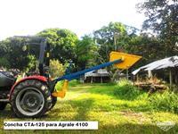 IMPLEMENTO AGRÍCOLA PARA TRATOR AGRALE 4100 - 4200 - 4300 - NOVOS - ENTREGAMOS EM TODO O BRASIL