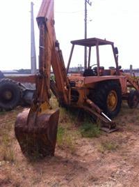 Retroescavadeira Case 580H - 1995