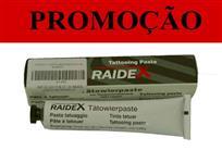 PASTA PARA TATUAGEM PRETA 60G - RAIDEX (5 unidades)