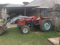 Trator Massey Ferguson 265 Advanced 4x2 ano 05