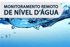 MONITORAMENTO REMOTO DE NÍVEL DE ÁGUA