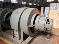 Gerador de baixa rotação, 300 kva em 600 rpm, e 500 kva em 720 rpm.