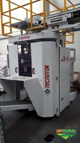 Enfardadeira Automática Tecnotok Modelo Megatok MGT30000