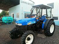 Trator New Holland TT 3880 4x4 ano 13