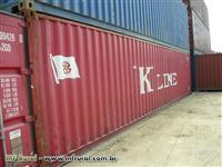 Container DRY em santa catarina