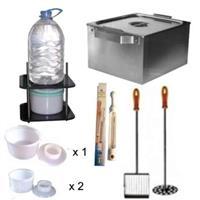 Kit Gourmet Etiel -15 litros