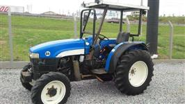 Trator New Holland TT 3880 4x4 ano 07
