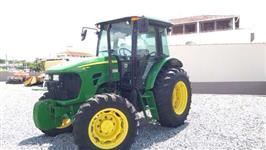 Trator John Deere 5078 4x2 ano 14
