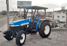 Trator New Holland TT 3880 4x4 ano 15