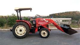 Trator Yanmar 1155/4  4x4 ano 12