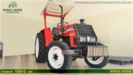 Trator Yanmar 1050D 4x4 ano 99