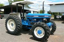 Trator Ford 6610 4x4 ano 86