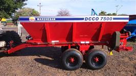 Distribuidor de Calcario e Compostos Organicos marca TATU modelo DCCO 7500 (Nova)