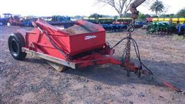 Raspadeira Agricola (Scraper) marca BALDAN modelo RACRT 3100 Roda Traseira com capacidade de 3,70 M³
