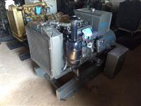 Gerador de energia NEGRINI 30 kva motor MWM 3 cilindros