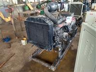 Gerador de energia NEGRINI 55 kva motor MWM 4 cilindros