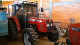 Trator Massey Ferguson 275 4x4 ano 10