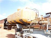 Tanque com aplicador da marca  EDRA com capacidade para 12.000 mil litros, ano 2003