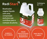 REDI START - Fertilizante Liquido Orgânico + Aminoácidos