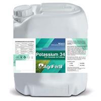 Carbonato de Potássio K34% (React Potassium AgriFertil)