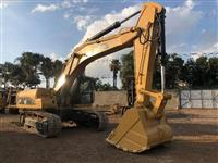Escavadeira CATERPILLAR 330 CL 2004