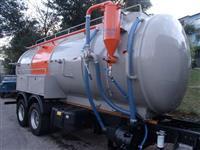 Venda de Tanque Limpa Fossa, tanque vácuo, vac-all, hidrojateamento NOVOS