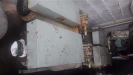 Chiller: compressores de