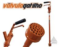 Válvula Gatilho para Irrigação