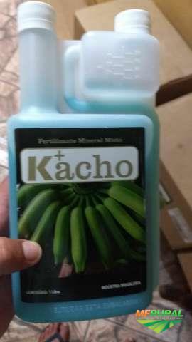 KACHO - FERTILIZANTE MINERAL MISTO PRA BANANA
