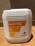 Fertilizante organomineral Matriz G - Enraizador, bioestimulante - extrato de algas