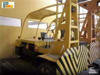 Guincho Krane  kar  capacidade 3 toneladas a Diesel