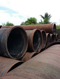 Tubos de Ferro Fundido de 900 mm k9