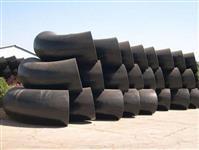 Curvas Aço Carbono   Curvas de Aço Inox  Sch e Curvas Calandradas  Curva gomada Fabricamos