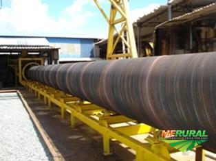 Fabricação de Tubos para Adutoas, Pchs e Fundações Estacas