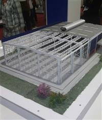 Estrutura Metálica  de vigas  60 por 140 nova  fabricação Medabil  sem as telhas