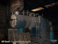 CALDEIRA 1000 kg vapor/hora