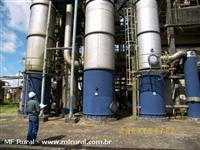 Destilaria Completa para 220 m³ Efetivo dia