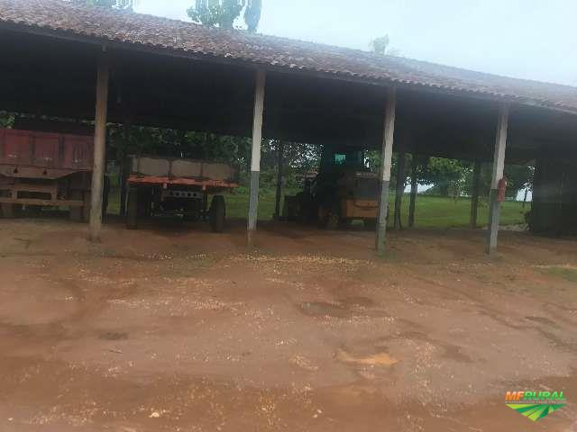 Fazenda de 150.000 has a venda no MT